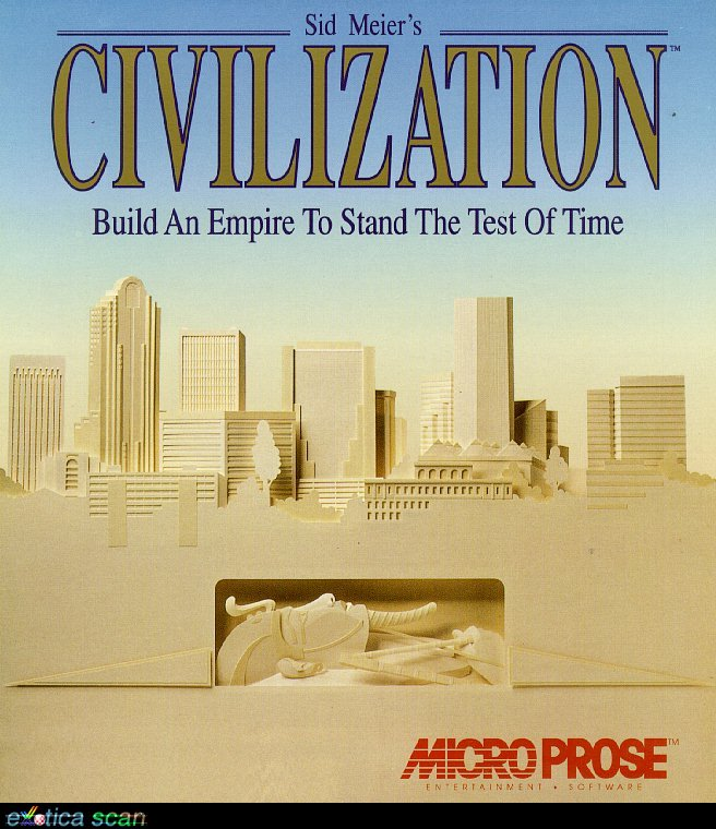 Civilization 1 руководство
