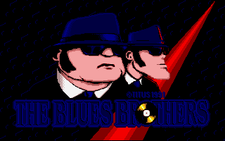 The Blues Brothers (video game) intro screen.png