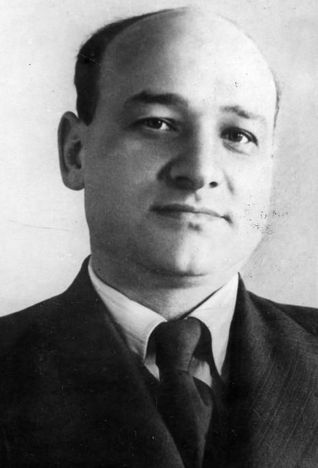 Начальник Управления пропаганды и агитации ЦК Г. Александров
