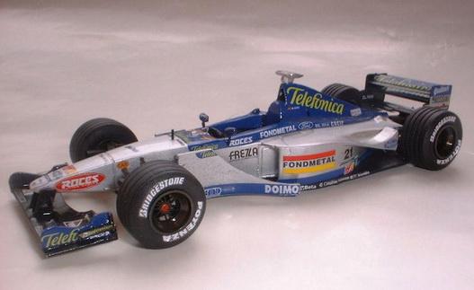 Minardi M01 1999 года