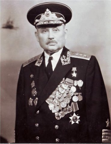 Адмирал Дениц об адмирале Октябрьском