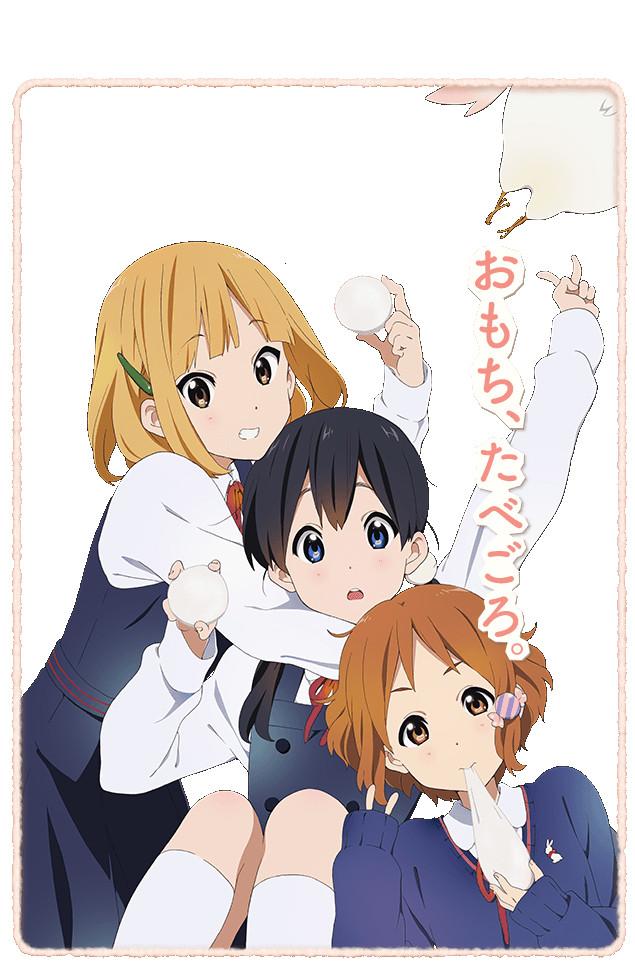 Tamako Market Tamako market, Anime, Anime reviews