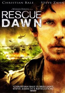 Den verklighetsbaserade Rescue Dawn recenserad på vå filmblogg Filmblogg
