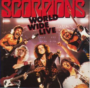 Amazoncom Scorpions  A Savage Crazy World Scorpions