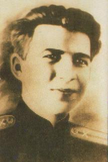 Советский гвардии лейтенант - Камышев Владимир Михайлович