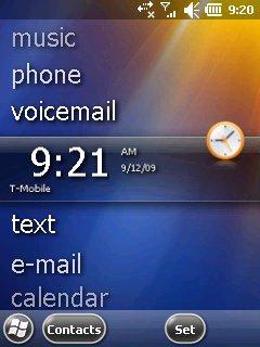 Mobile windows 6.0