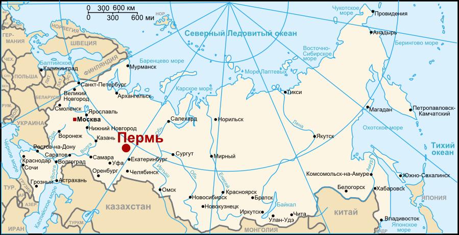 Файл:Карта России - Пермь.png