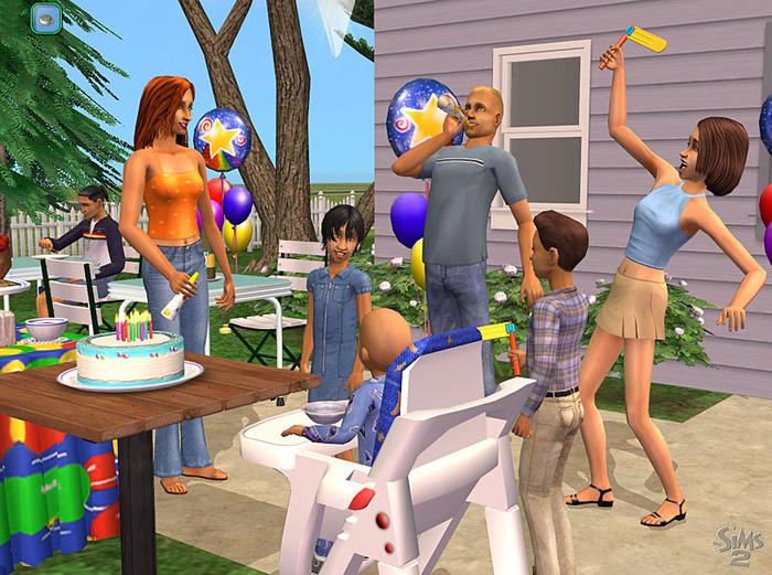 Sims 2 занятие сексот картинки