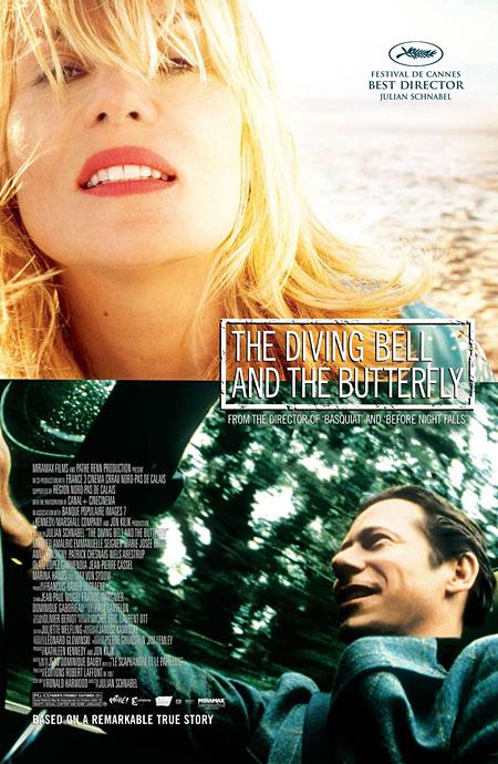 Скафандр и бабочка (фильм) — Википедия