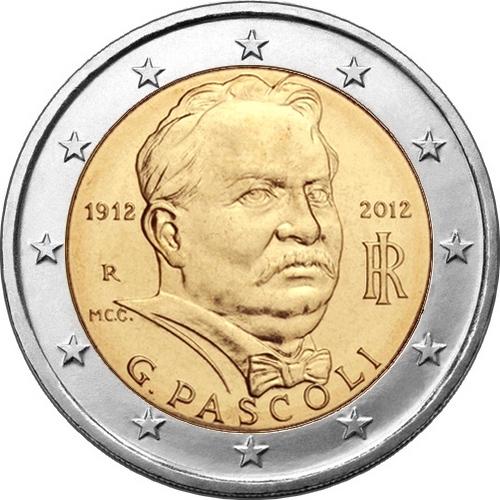 монета 20 евро цент