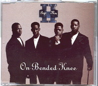 Обложка сингла «On Bended Knee» (Boyz II Men, 1994)
