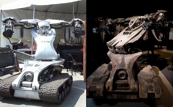 Терминатор (робот) — Википедия