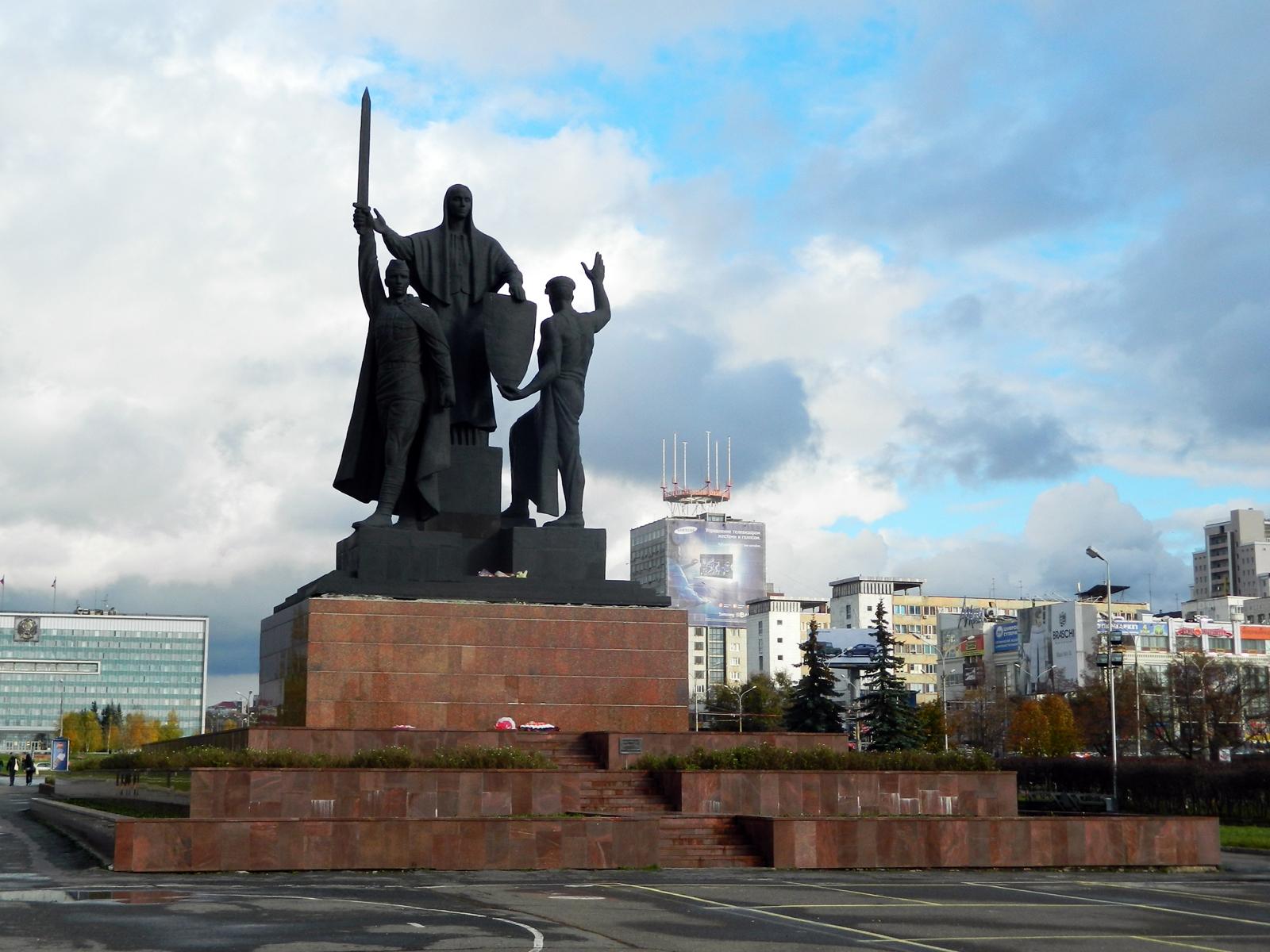 пермь фотографии на памятники