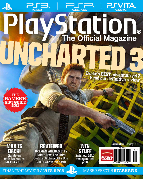 PlayStation: The Official Magazine - Wikiwand