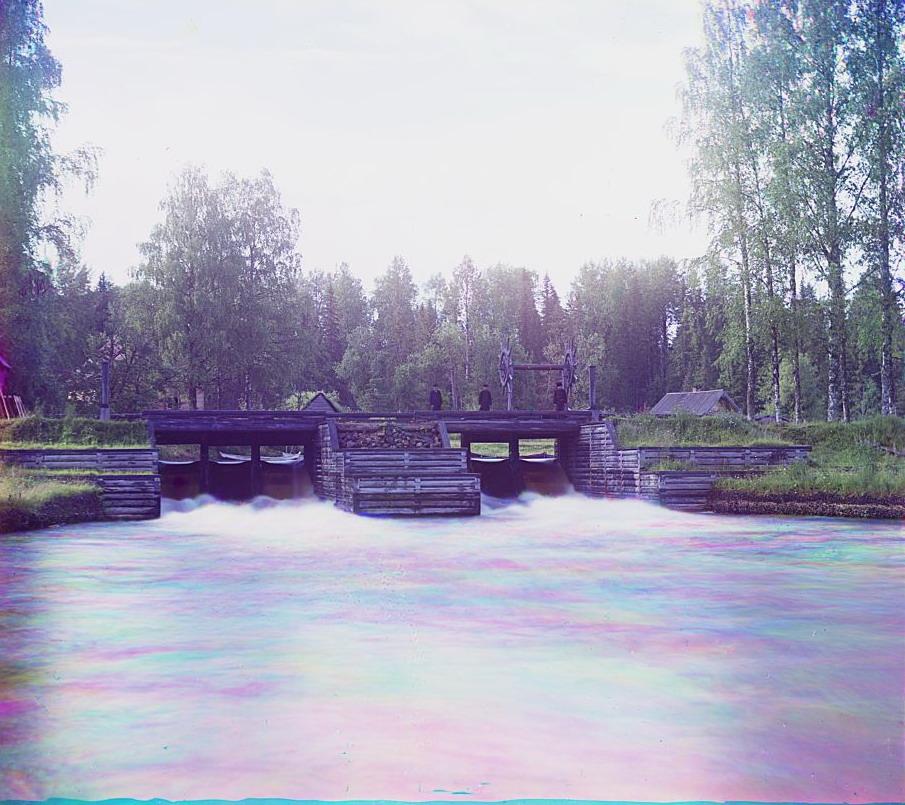 Ковжская плотина