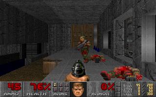 бесплатно скачать игру Doom 1 - фото 6