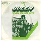 Обложка сингла Queen «Seven Seas of Rhye» (1974)