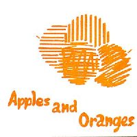 Обложка сингла «Apples and Oranges» (Pink Floyd, 1967)