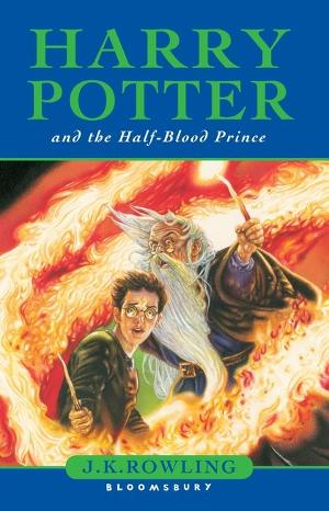 Серия романов о Гарри Поттере Дж. К. Роулинг Harry_Potter_and_the_Half-Blood_Prince_%E2%80%94_book