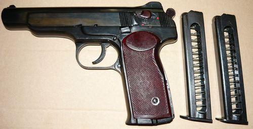 Кого цена не устраивает, прошу воздержаться от коментарий!. Куплю пистолет тт он же мр -81 до 1946 года с крупной насечкой на затворе только на.