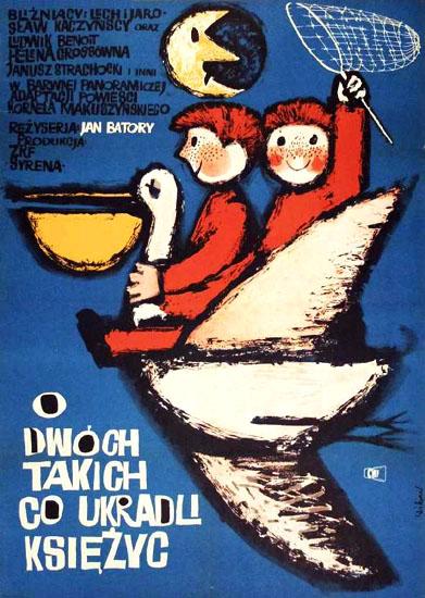 О тех кто украл луну 1962 - o dwch takich co ukradli