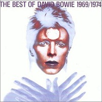 Обложка альбома Дэвида Боуи «The Best of David Bowie 1969/1974» (1997)