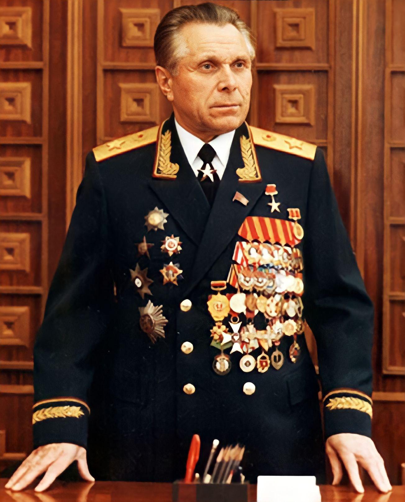 Многострадальное министерство.