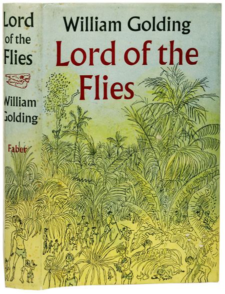 character changes in the novel lord of the flies