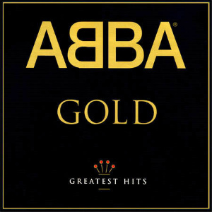 Обложка альбома ABBA «ABBA Gold: Greatest Hits» (1992)