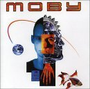 Обложка альбома Moby «Moby» (1992)