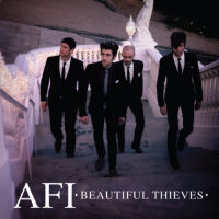 Обложка сингла AFI «Beautiful Thieves» (2010)