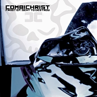 Обложка альбома Combichrist «Frost EP: Sent To Destroy» (2008)