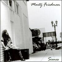 Cover for Marty Friedman's Scenes Album (1992)