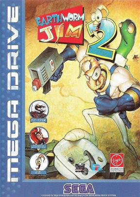 Earthworm Jim 2 — Википедия