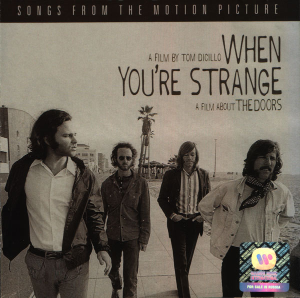 When You're Strange: Music from the Motion Picture — Википедия джонни депп википедия