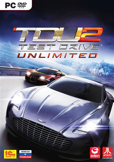 Обложка игры Test Drive Unlimited 2.jpg