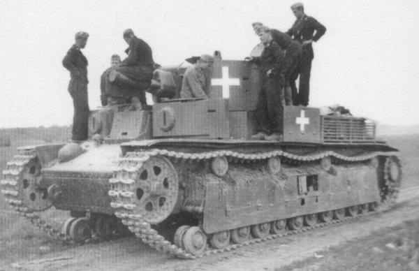 Русские танки №15 - Т-28