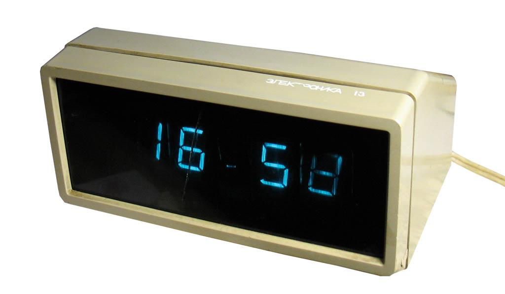 Самодельные электронные часы, элементная база часть 1 20
