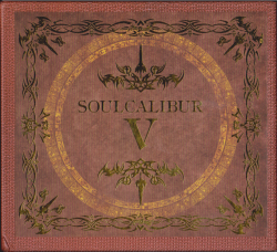 Обложка альбома  «Soulcalibur V Original Soundtrack» (2012)