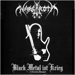 disco de nargaroth black metal ist krieg