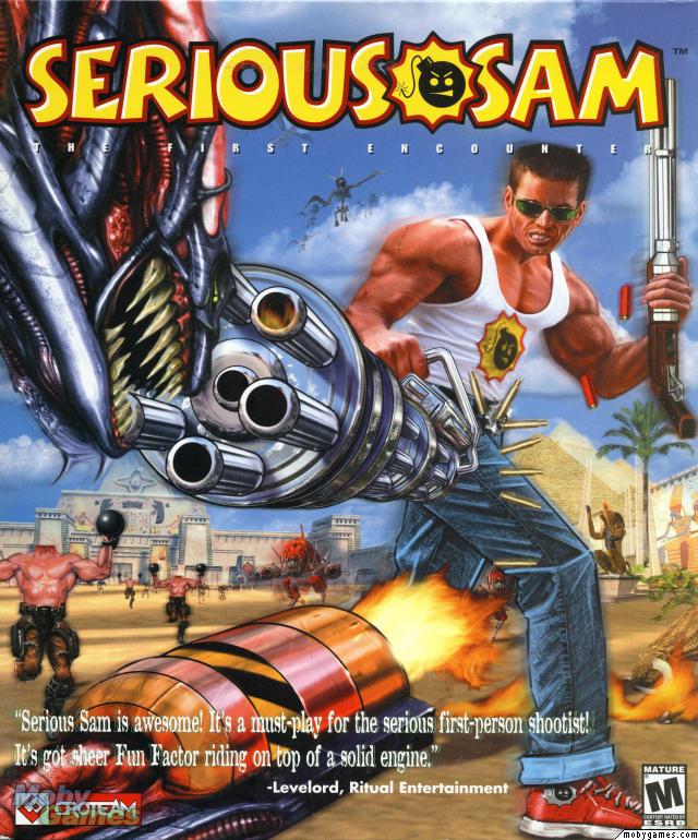 Serious sam the first encounter скачать игру