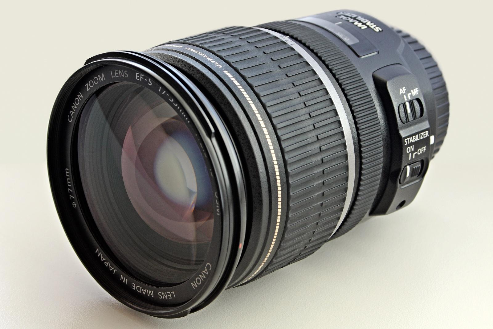 Объектив Canon EF 17-4 mm F/4 L USM - 35photo