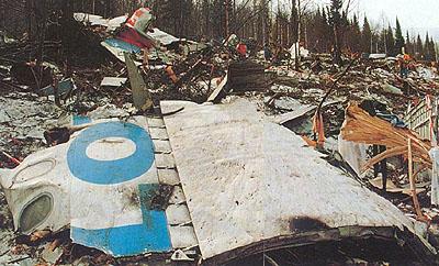 Катастрофа A310 под Междуреченском — Википедия