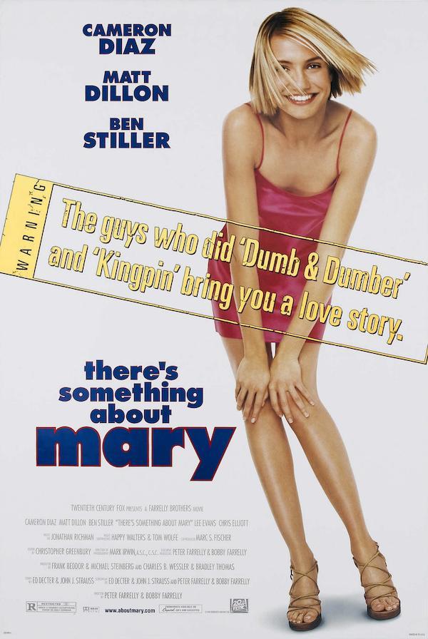 Все без ума от Мэри (1998) - смотреть онлайн фильм