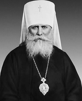 Митрополит Вениамин