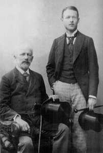 Чайковский и «Боб» Давыдов