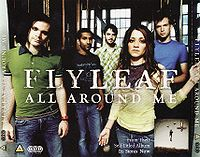 Обложка сингла «All Around Me» (Flyleaf, 2007)