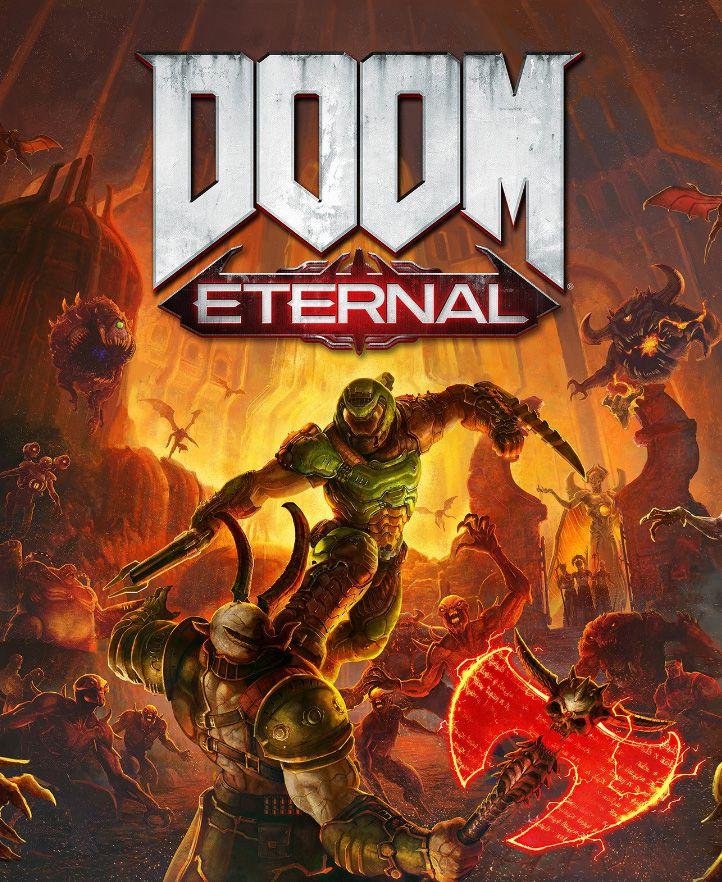 Doom Eternal скачать торрент для пк и мак
