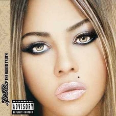 Обложка альбома Lil' Kim «The Naked Truth» (2005)