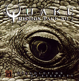 Quake Mission Pack 2 - Dissolution of Eternity Coverart.png